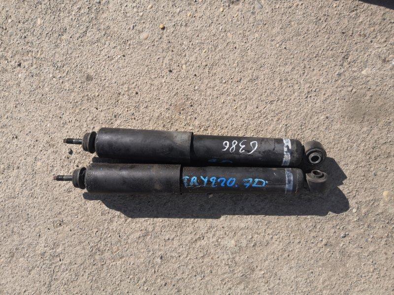 Амортизатор Toyota Dyna TRY220 1TR 2012 передний