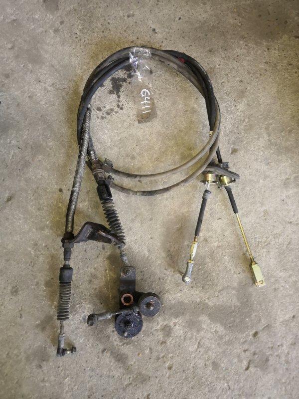 Трос переключения кпп Mitsubishi Canter FD70AB 4M40 2003