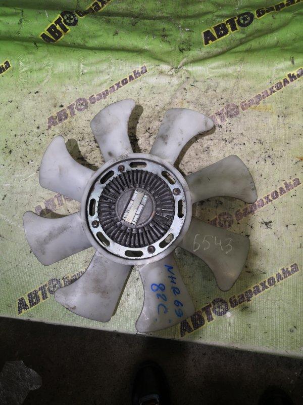 Вентилятор с вязкостной муфтой Isuzu Elf NHR69-7009891 4JG2 2006