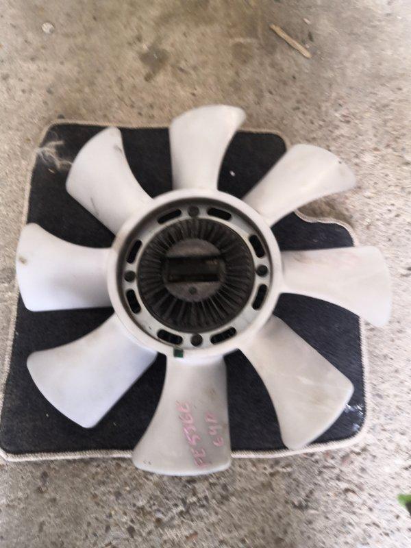 Вентилятор с вязкостной муфтой Mitsubishi Canter FE536 4D36 1995