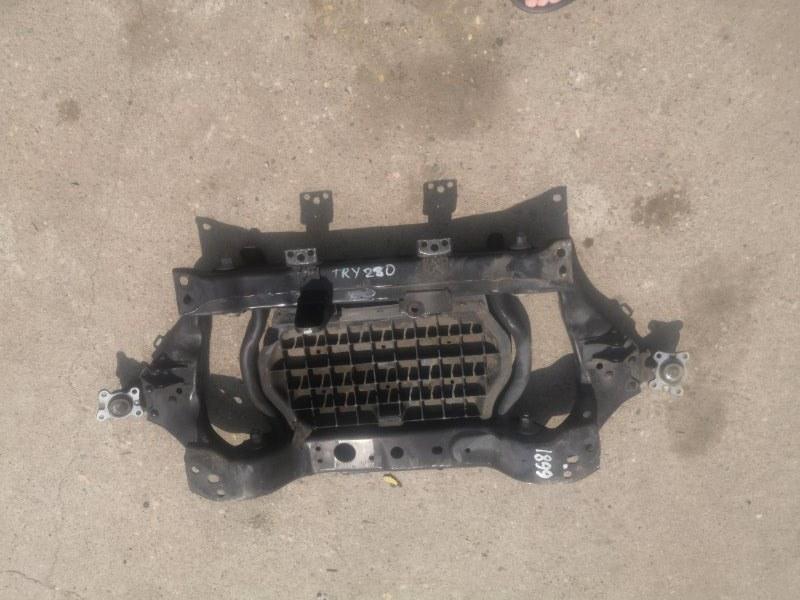 Балка двс Toyota Dyna TRY220 1TR 2012