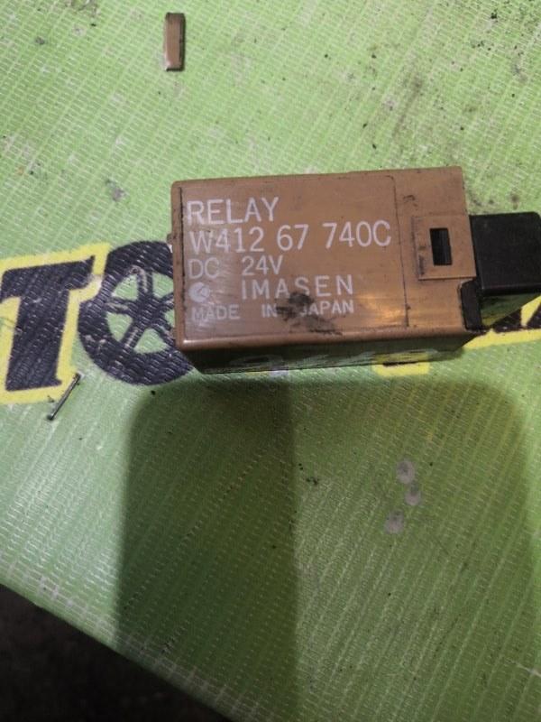 Реле Mazda Titan WGEAT TF