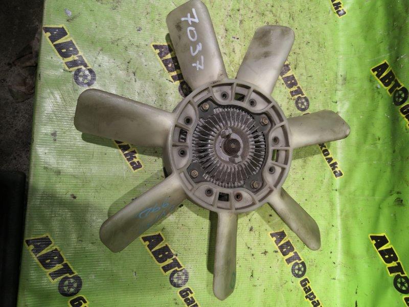 Вентилятор с вязкостной муфтой Toyota Toyoace LY131 3L 1998