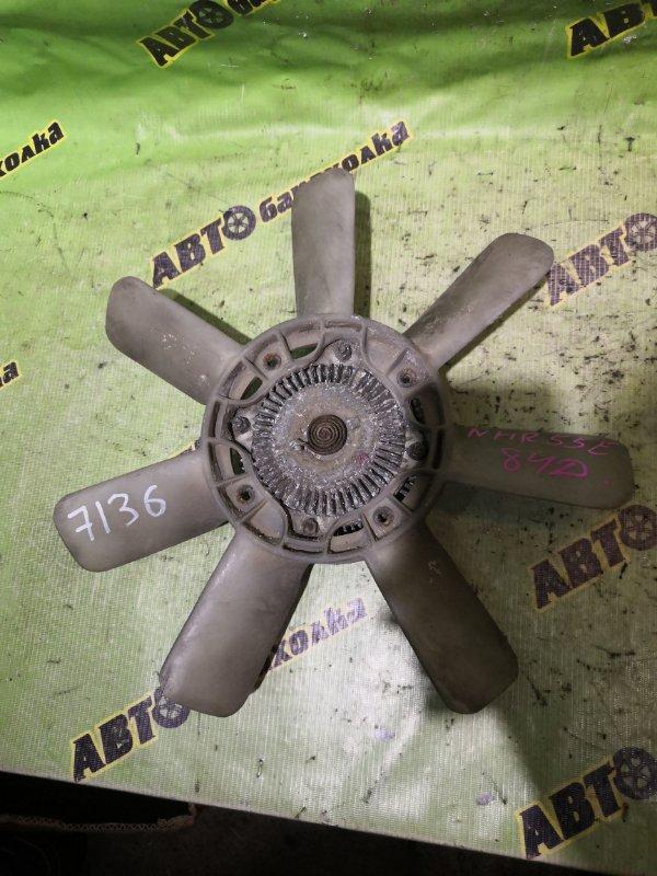 Вентилятор с вязкостной муфтой Isuzu Elf NHR55E 4JB1 1990
