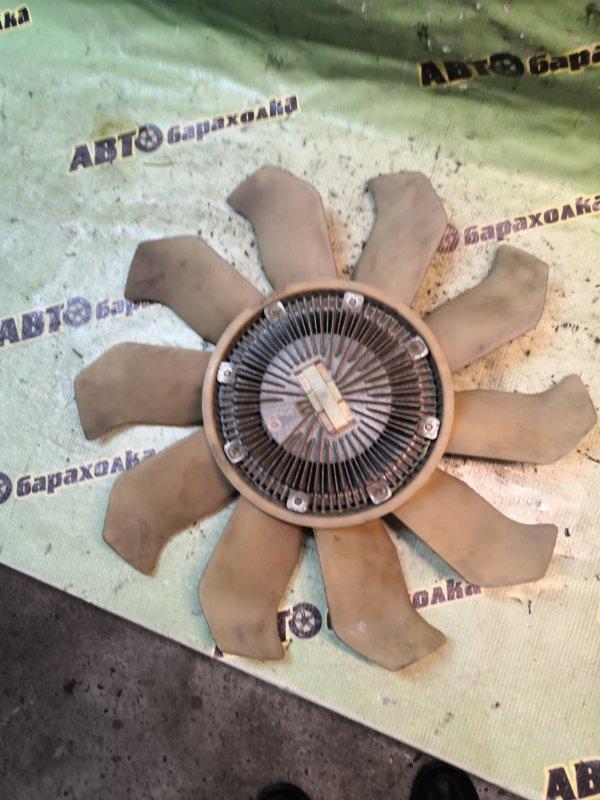 Вентилятор с вязкостной муфтой Isuzu Elf NKR81-7031256 4HL1 2005