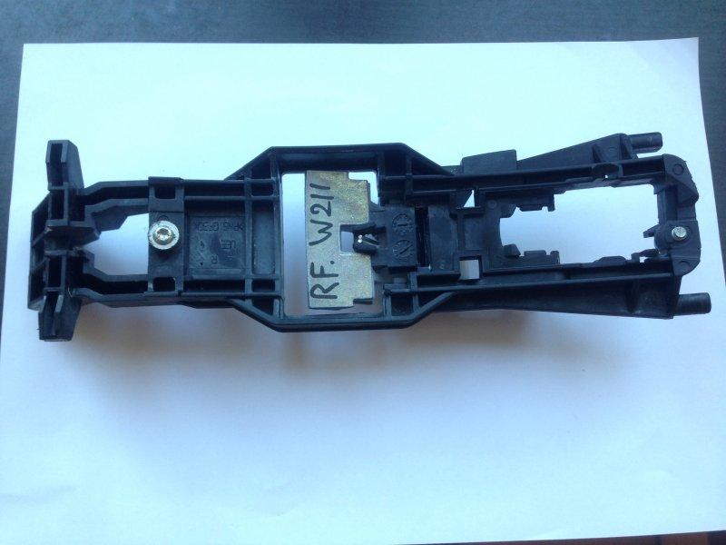 Механизм ручки открывания двери Mercedes E-Class S211 112.949 2003 передний правый