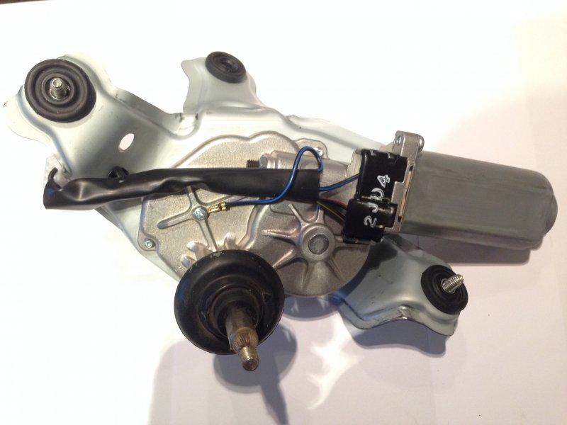 Моторчик стеклоочистителя Hyundai Solaris ХЭТЧБЕК G4FC 2014 задний