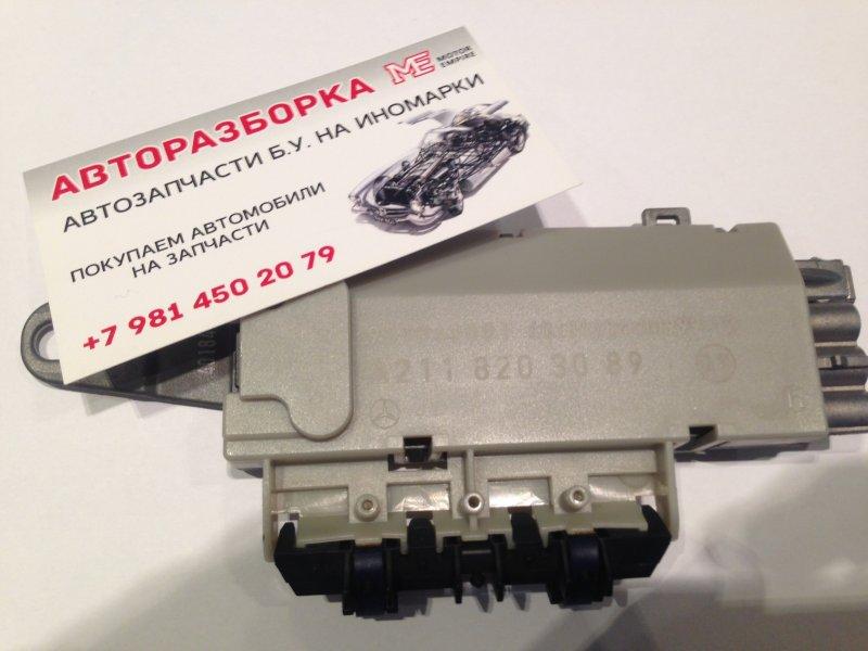 Усилитель антенны Mercedes E-Class W211 112.913 2004