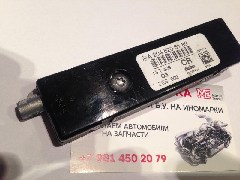 Усилитель антенны Mercedes C-Class W204 651.911 2014