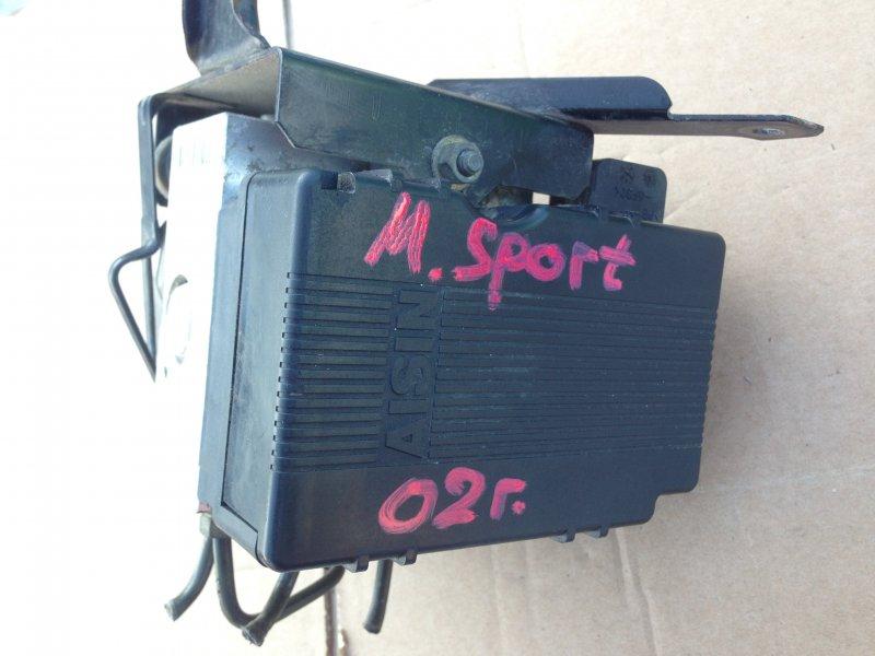 Блок abs Mitsubishi Montero Sport 6G74 2002