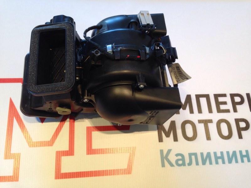 Моторчик отопителя салона Mercedes M-Class W163 612.963 2002 задний