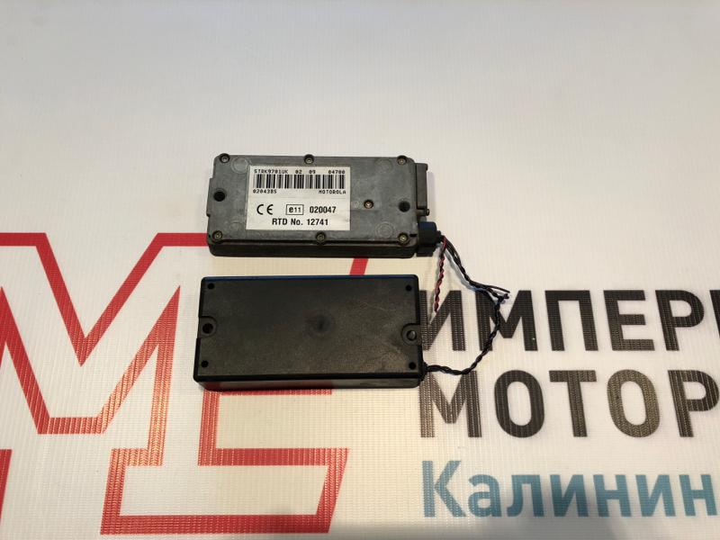 Блок управления навигации (gps) Mercedes M-Class W163 612.963 2000