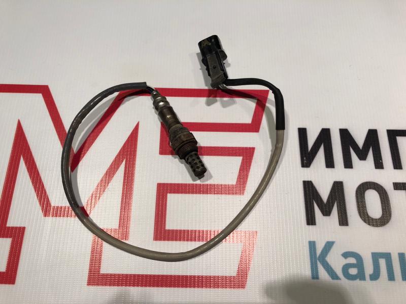 Датчик кислорода Mitsubishi Montero Sport 6G74 2002 задний