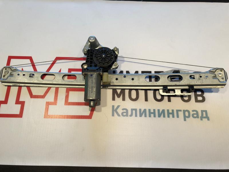 Стеклоподъемник Mercedes M-Class W163 612.963 2002 задний левый