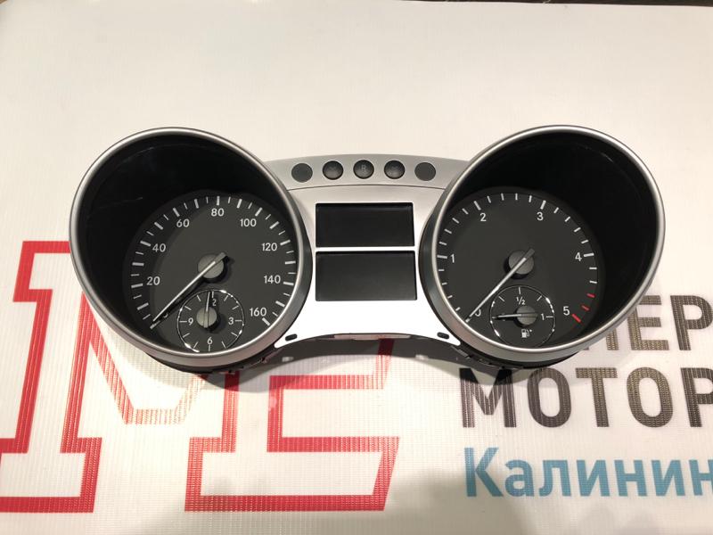 Щиток приборов Mercedes M-Class W164 642.820 2011