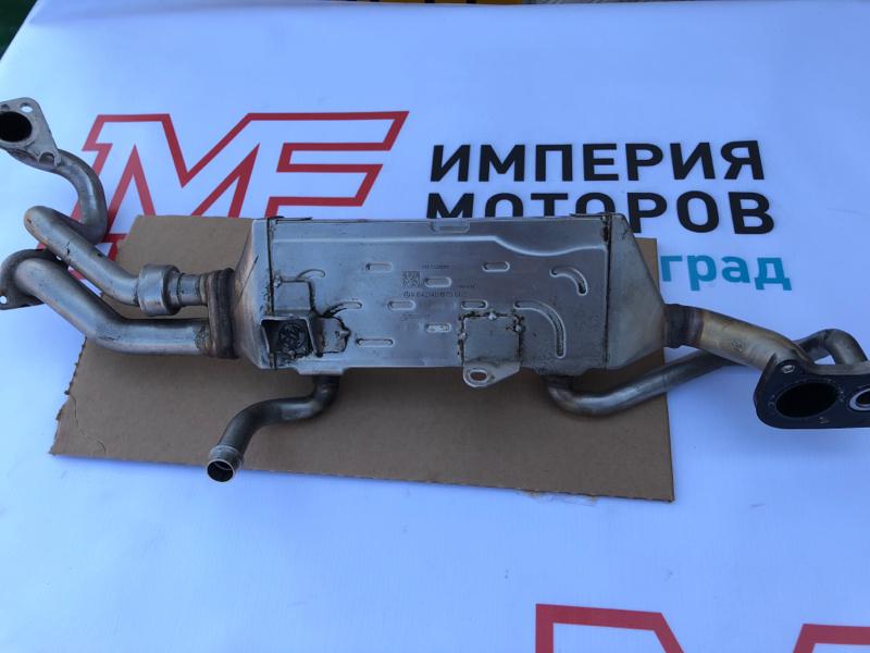 Теплообменник Mercedes M-Class W164 642.820 2011