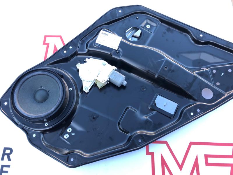 Стеклоподъемник Mercedes M-Class W164 642.820 2011 задний правый