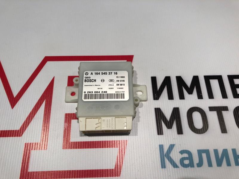 Блок управления парктрониками Mercedes M-Class W164 642.820 2011