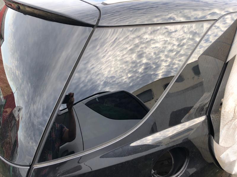 Окно боковое Mercedes M-Class W164 642.820 2011 заднее правое