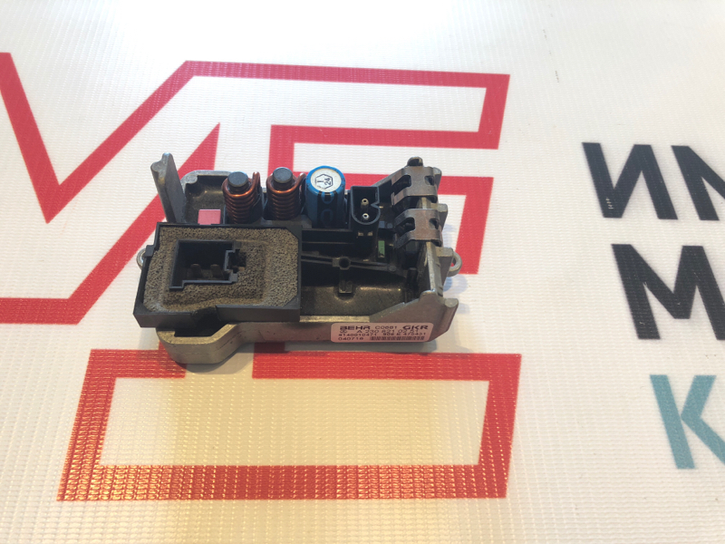 Резистор отопителя Mercedes C-Class W203 611.962 2002