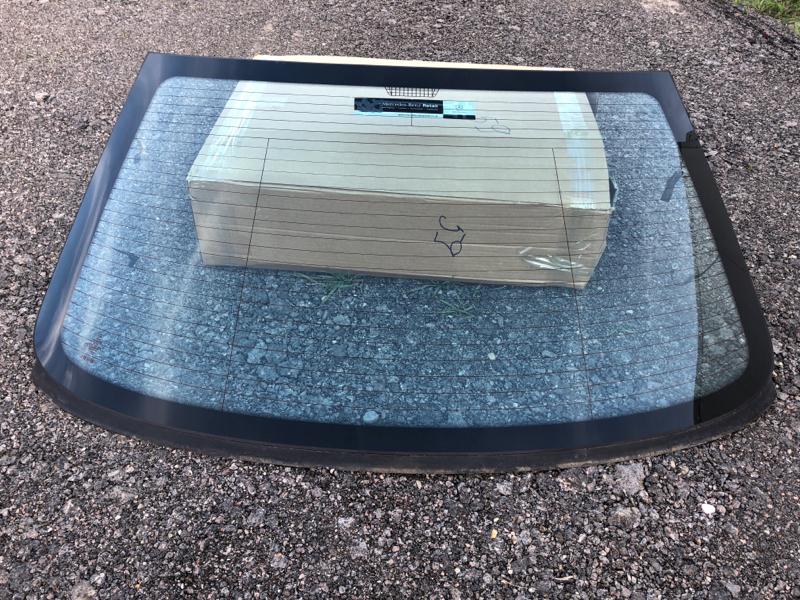 Стекло Mercedes E-Class W211 272.943 2007 заднее