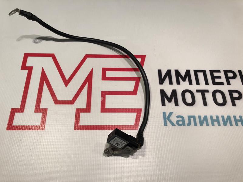 Минусовой провод, клема Mercedes C-Class W204 651.911 2014