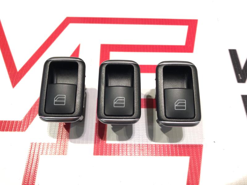 Кнопка стеклоподъемника Mercedes C-Class W204 651.911 2014