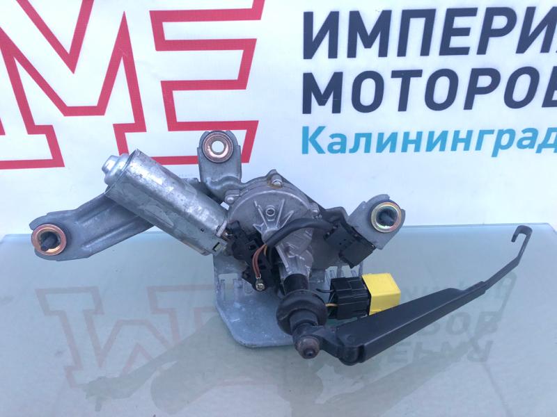 Моторчик стеклоочистителя Mercedes M-Class W163 612.963 2000 задний