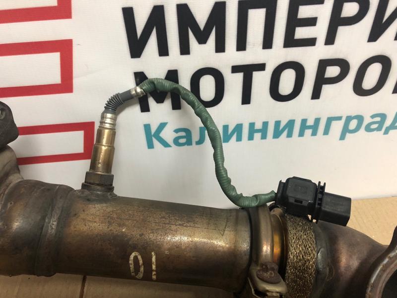 Датчик кислорода Mercedes M-Class W164 642.820 2011 левый верхний