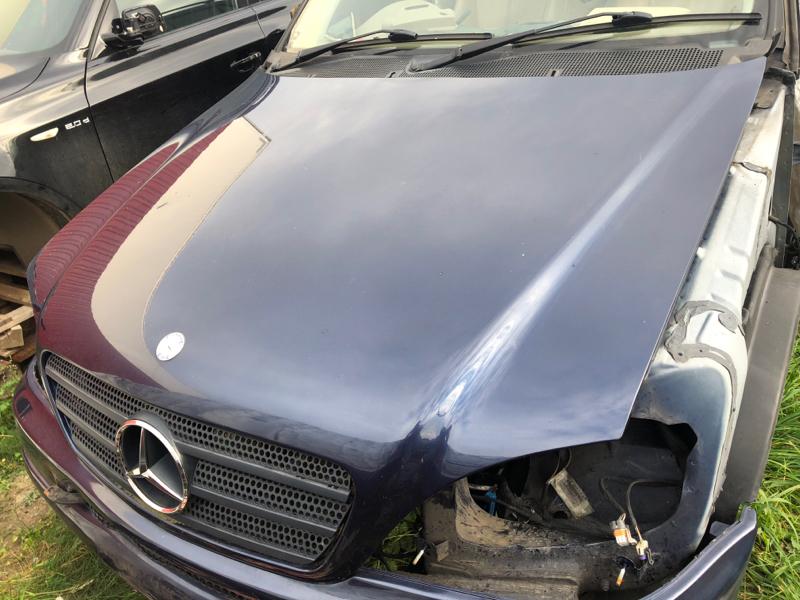 Капот Mercedes M-Class W163 612.963 2000
