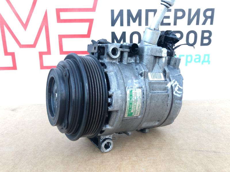 Компрессор кондиционера Mercedes M-Class W163 612.963 2000
