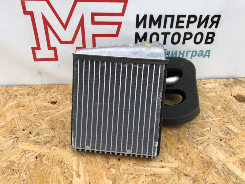Радиатор печки Volkswagen Jetta VI 1.6 CFN CFNA 105 Л.С. 2015