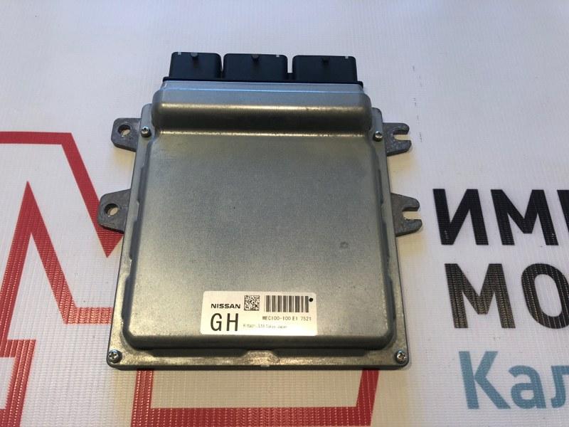 Блок управления двигателем Infiniti G35 G35X G35Xs V36 VQ35HR 2007