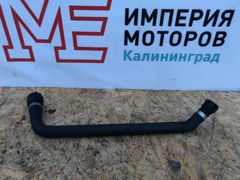 Патрубок радиатора Bmw X3 E83 N47D20A 2008