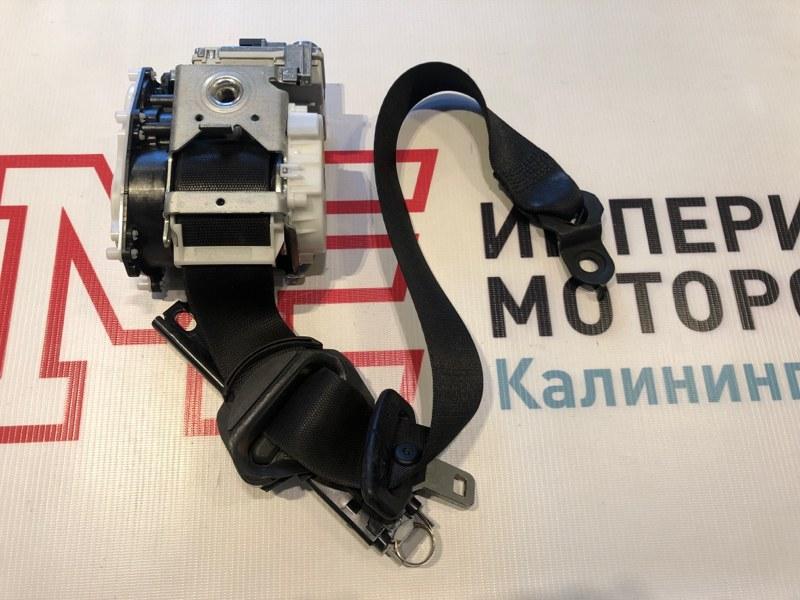 Ремень безопасности Mercedes M-Class W164 642.820 2011 передний левый