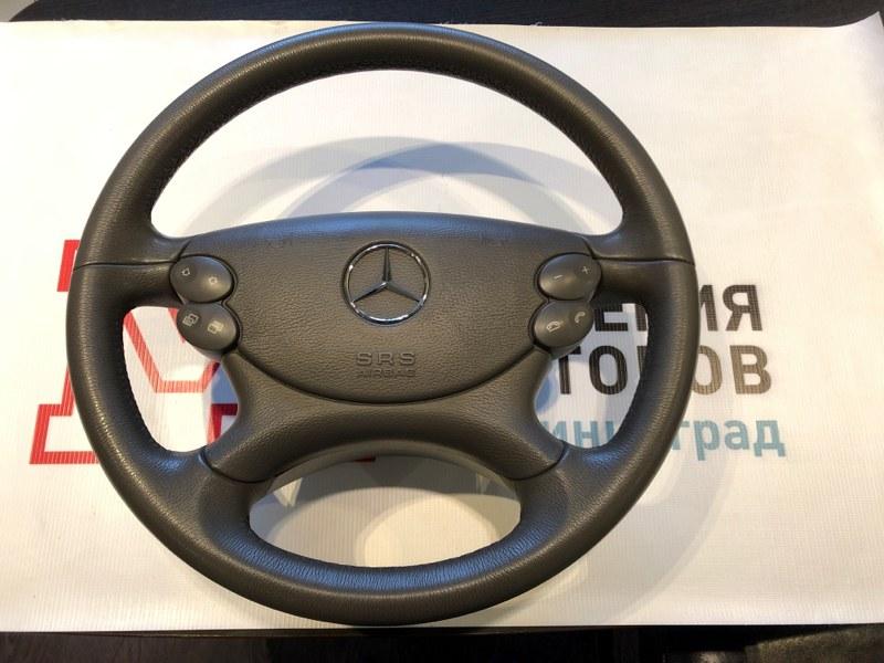 Аирбаг на руль Mercedes E-Class W211 642.920 2008