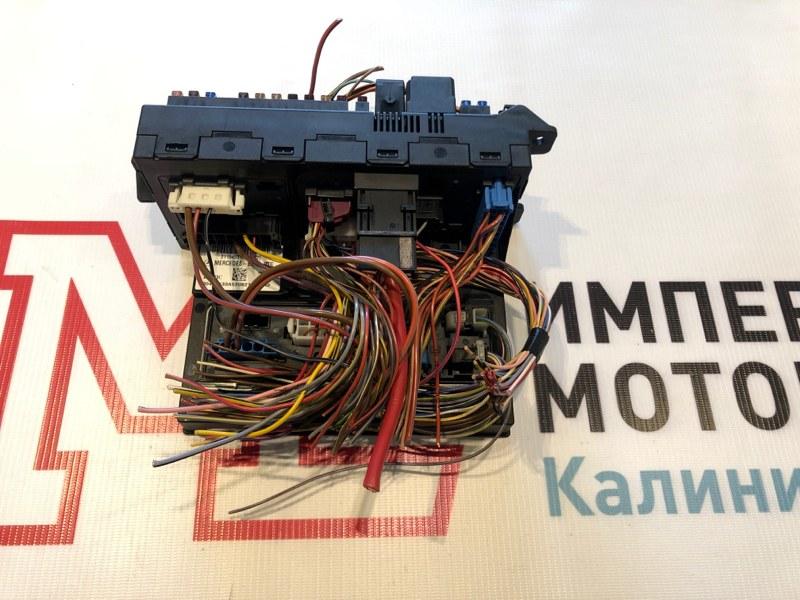 Блок управления sam Mercedes E-Class W211 646.821 2008 передний