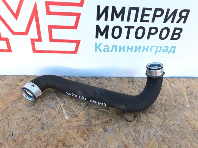 Патрубок радиатора Mercedes E-Class W211 642.920 2008