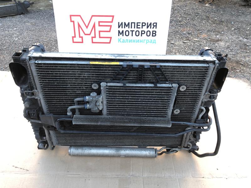 Радиатор кондиционера Mercedes E-Class W211 642.920 2008