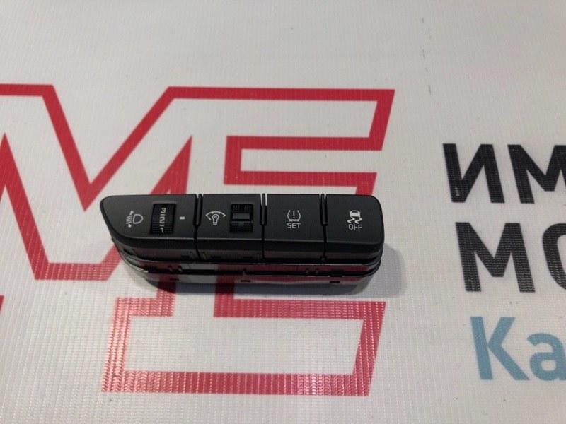Блок кнопок Kia Rio 4 FB G4FG 2018