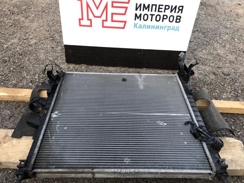 Радиатор двс Mercedes M-Class W163 612.963 2002