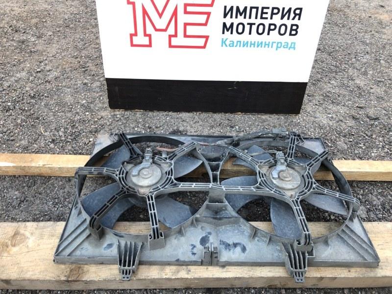 Вентилятор охлаждения радиатора Infiniti Fx35 Fx 35 S50 VQ35DE VQ35 2005
