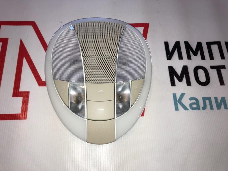 Плафон потолочный Mercedes Cls-Class W219 C219 272.964 2005 задний