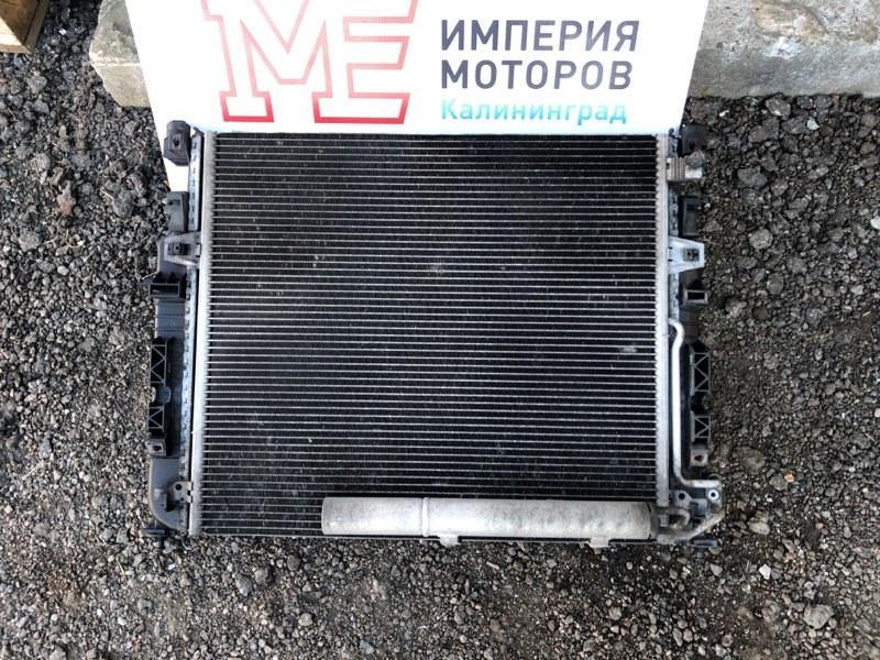 Радиатор кондиционера Mercedes R-Class W251 272.967 2006