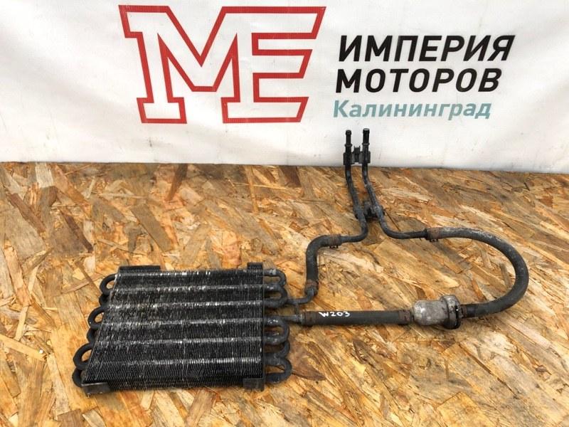 Радиатор дополнительный Mercedes C-Class W203 611.962 2002