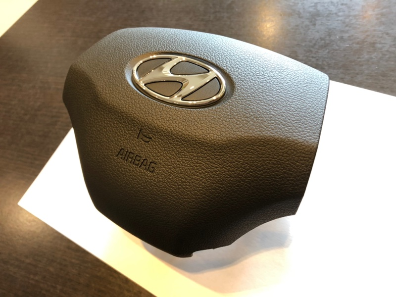 Аирбаг на руль Hyundai Elantra Vi AD 2019