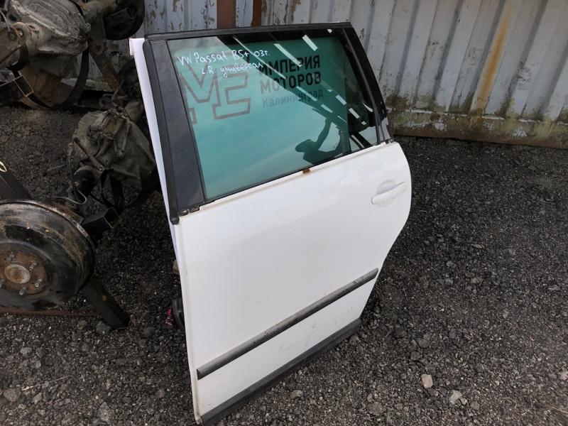 Дверь Volkswagen Passat B5+ УНИВЕРСАЛ 2003 задняя левая