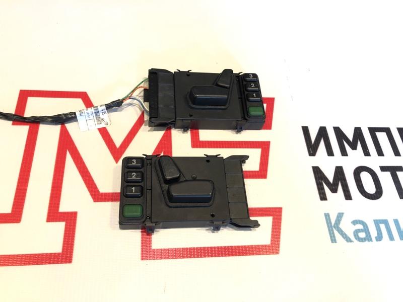 Блок управления сиденьем Mercedes M-Class W163 612.963 2000 передний