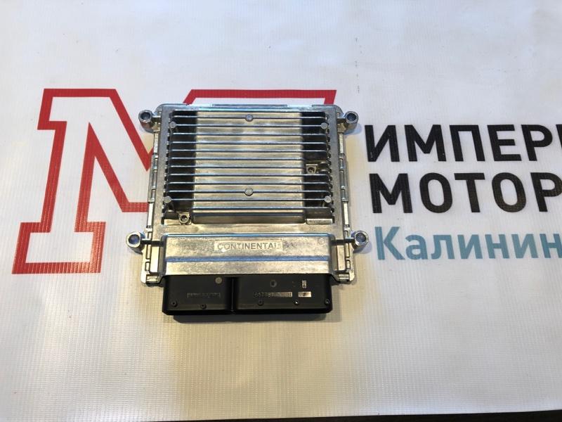 Блок управления двигателем Kia Sorento Ii XM 2009