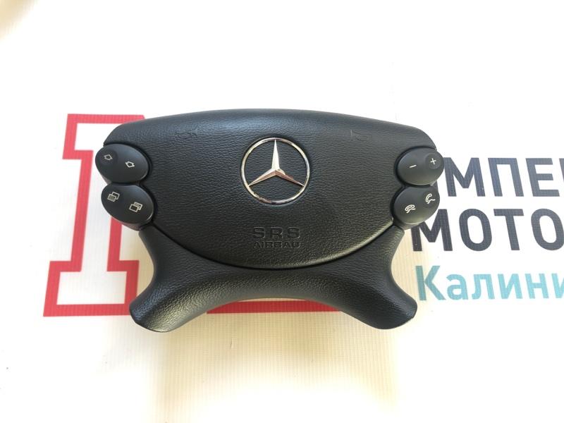 Аирбаг на руль Mercedes Clk-Class W209 C209 112.955 2004